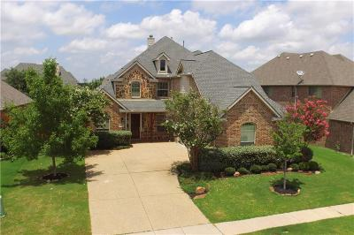 Frisco Single Family Home Active Option Contract: 4542 The Landings Court