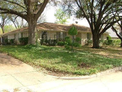 Farmers Branch  Residential Lease For Lease: 2889 Millwood Circle