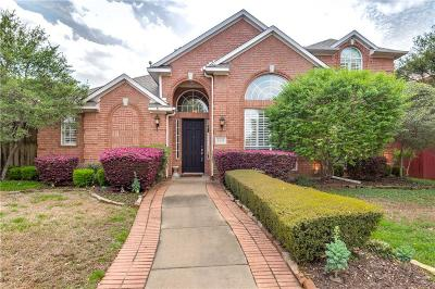 Carrollton Single Family Home For Sale: 2620 Deep Valley Trail