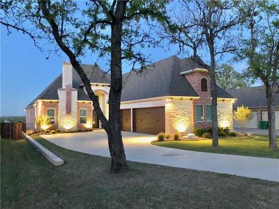 Granbury Single Family Home For Sale: 7006 Lake Village Court