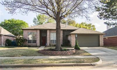 Flower Mound Single Family Home For Sale: 737 Paisley Drive