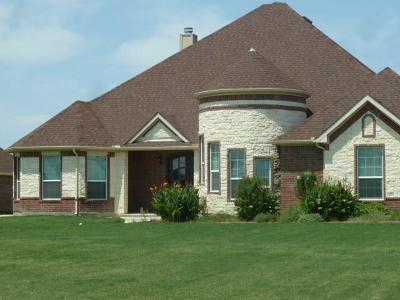 Haslet Single Family Home Active Option Contract: 440 Country Ln.