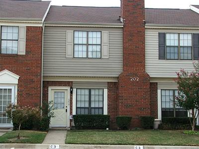 Coppell Residential Lease For Lease: 202 Samuel Boulevard #3C