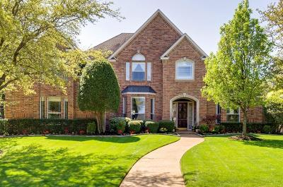Southlake, Westlake, Trophy Club Single Family Home For Sale: 931 Parkview Lane
