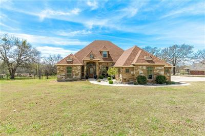 Weatherford Single Family Home For Sale: 103 Overton Ridge Circle