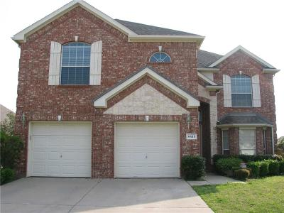 Rowlett Single Family Home For Sale: 8413 Watson Drive