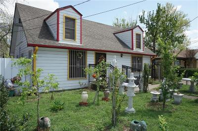 Haltom City Single Family Home For Sale: 1708 N Beach Street