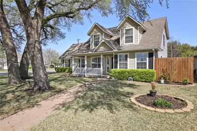 Sherman Single Family Home For Sale: 125 W Wilson Avenue