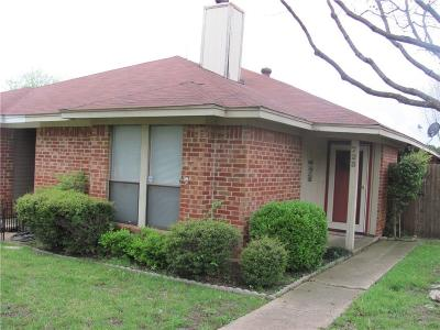 Grapevine Residential Lease For Lease: 723 Cory Street