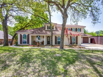 Coppell Single Family Home For Sale: 109 Meadowcreek Road