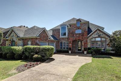Allen Single Family Home For Sale: 2022 Country Brook Lane