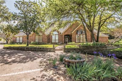 Colleyville Single Family Home Active Option Contract: 905 Briar Ridge Drive
