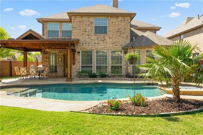 McKinney Single Family Home For Sale: 7700 Roland Drive