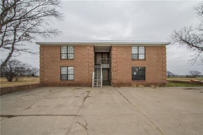 Ennis Multi Family Home For Sale: 2619 Fm 879