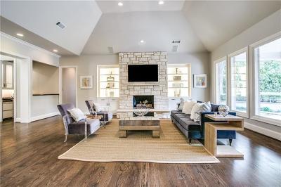 Single Family Home For Sale: 6706 Desco Drive