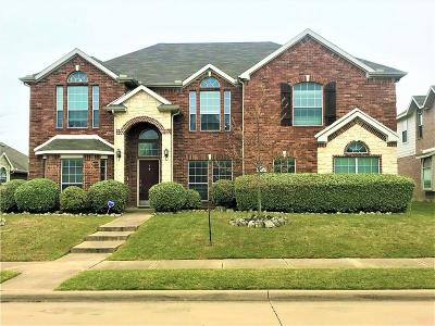 Desoto Single Family Home Active Option Contract: 117 Crystal Lake Drive
