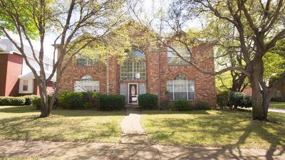 Carrollton Single Family Home Active Option Contract: 1437 Charlotte Way