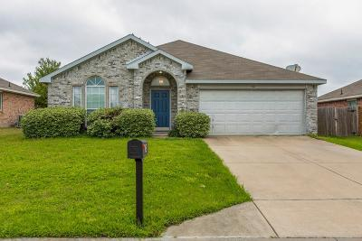 Royse City Single Family Home Active Option Contract: 904 Nancy Drive