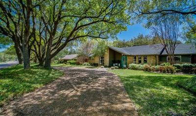 Single Family Home For Sale: 3830 Northaven Road