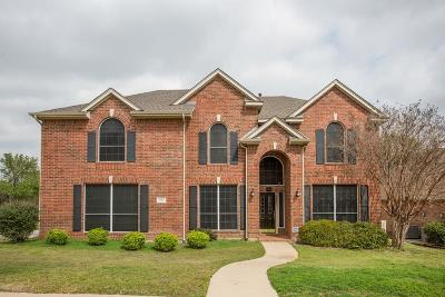 Highland Village Single Family Home For Sale: 3101 Green Hollow Court