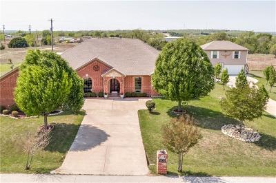 Benbrook Single Family Home For Sale: 7562 Blanchard Way