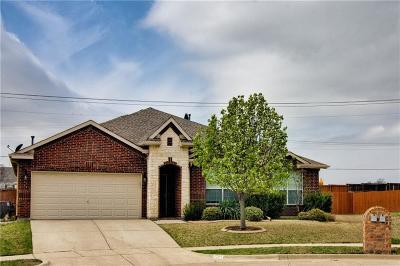 Wylie Single Family Home For Sale: 1207 Cedar Branch Drive