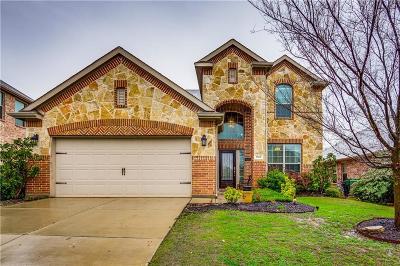 Prosper Single Family Home Active Option Contract: 1728 Medina Lane