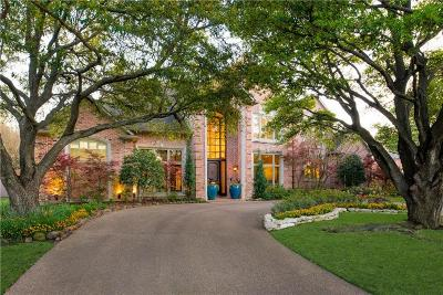 Allen, Dallas, Frisco, Plano, Prosper, Addison, Coppell, Highland Park, University Park, Southlake, Colleyville, Grapevine Single Family Home For Sale: 6506 Meadow Road