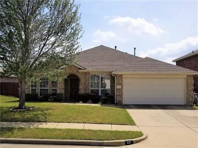 Wylie Single Family Home For Sale: 327 Highland Valley Court