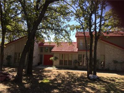 Keller Single Family Home Active Option Contract: 711 Bandit Trail
