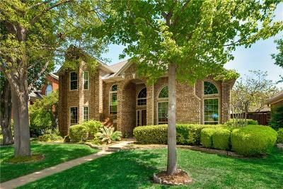 Coppell Single Family Home For Sale: 658 Andover Lane