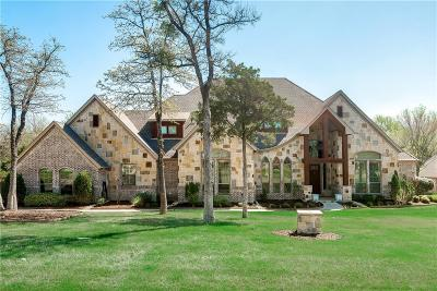 Fort Worth Single Family Home Active Contingent: 4620 Terlingua Court