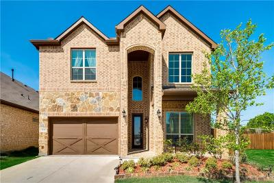 Lewisville Single Family Home For Sale: 2042 Milano
