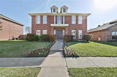 Rowlett Single Family Home For Sale: 6806 Silver Lake Drive