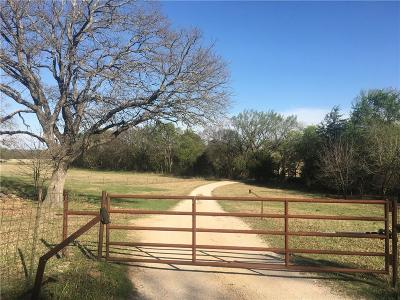 Decatur Farm & Ranch For Sale: 989 County Road 2445