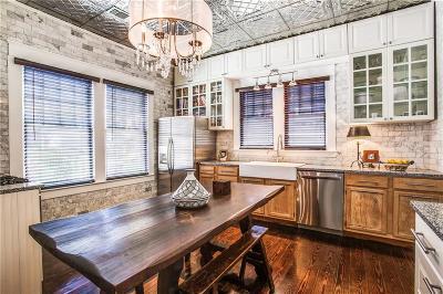 Dallas Single Family Home For Sale: 4533 Sycamore Street
