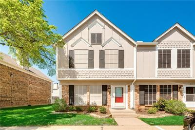 Euless Townhouse Active Option Contract: 85 Winchester Drive