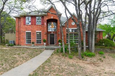 Grapevine Single Family Home For Sale: 3046 Sentinal Butte