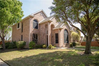 Lewisville Single Family Home For Sale: 1201 Whitehorse Drive