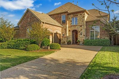 Prosper Single Family Home For Sale: 831 Ridgecross Road