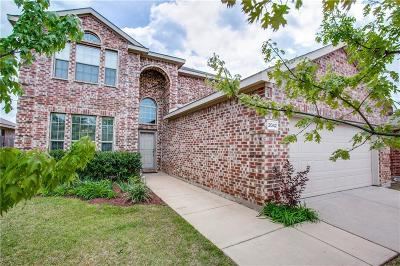 Forney Single Family Home For Sale: 2042 Dripping Springs Drive