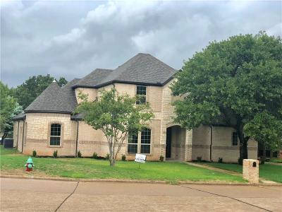Azle Single Family Home For Sale: 420 Inland Circle
