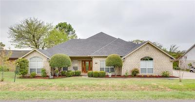 Granbury Single Family Home For Sale: 9514 Ravenswood Road