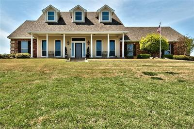 Weatherford Single Family Home For Sale: 281 Trail Ridge
