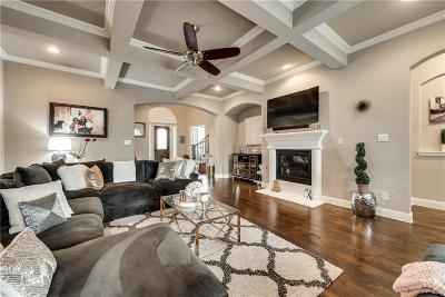 Sachse Single Family Home Active Option Contract: 3332 Meadow Bluff Lane