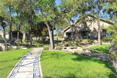May, Lake Brownwood, Brownwood Single Family Home For Sale: 6011 County Road 594