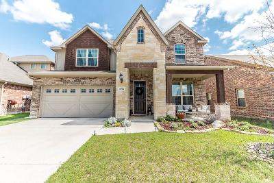 Rowlett Single Family Home For Sale: 5802 Lotus Drive