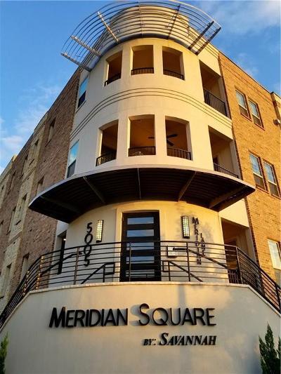 Addison Condo Active Option Contract: 5005 Meridian Lane #2102