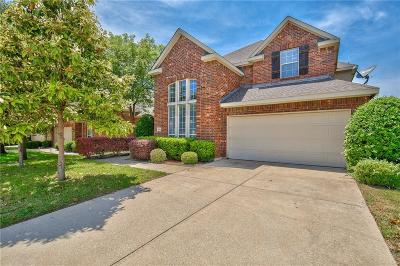 Mckinney Single Family Home For Sale: 1600 Nicklaus Court