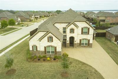Rowlett Single Family Home For Sale: 9715 Edgeway Circle